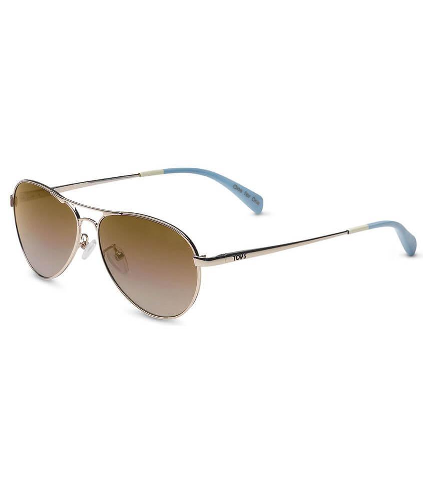 TOMS Kilgore Sunglasses front view