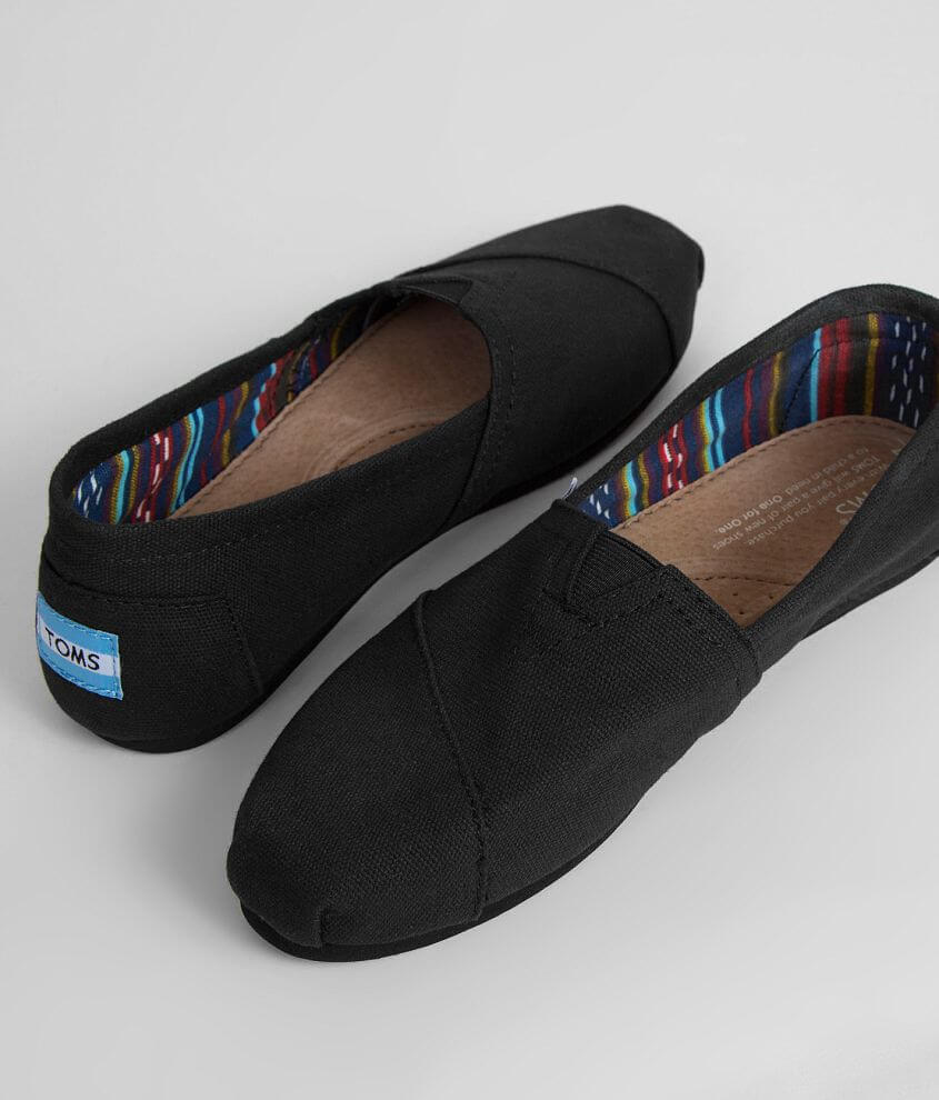 TOMS Flat Shoe front view