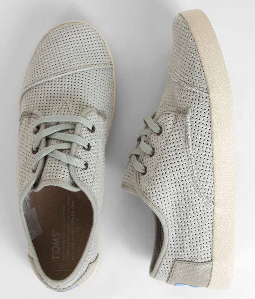TOMS Paseo Shoe front view