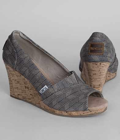 TOMS Shashiko Shoe
