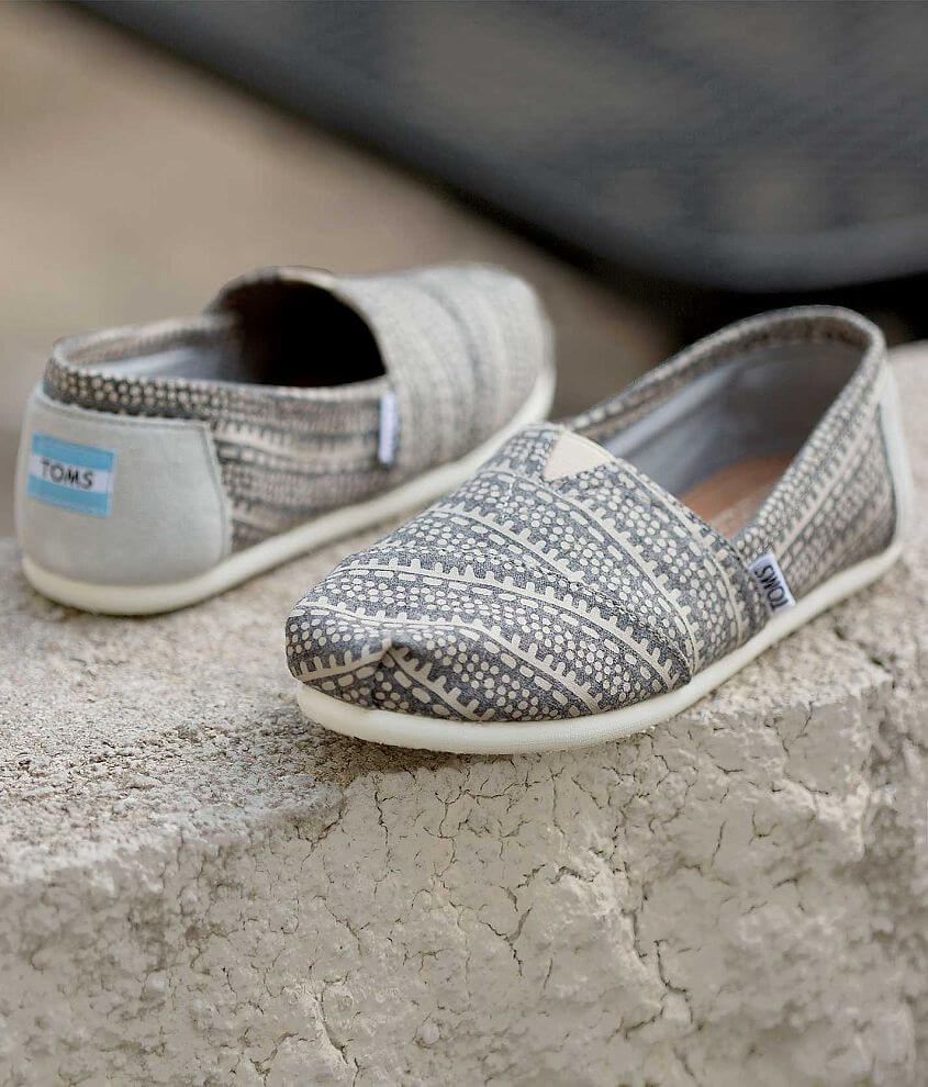 TOMS Classic Shoe front view