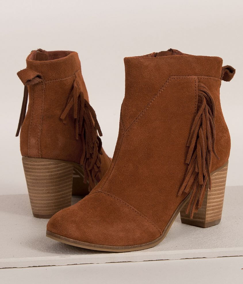 TOMS Lunata Ankle Boot front view