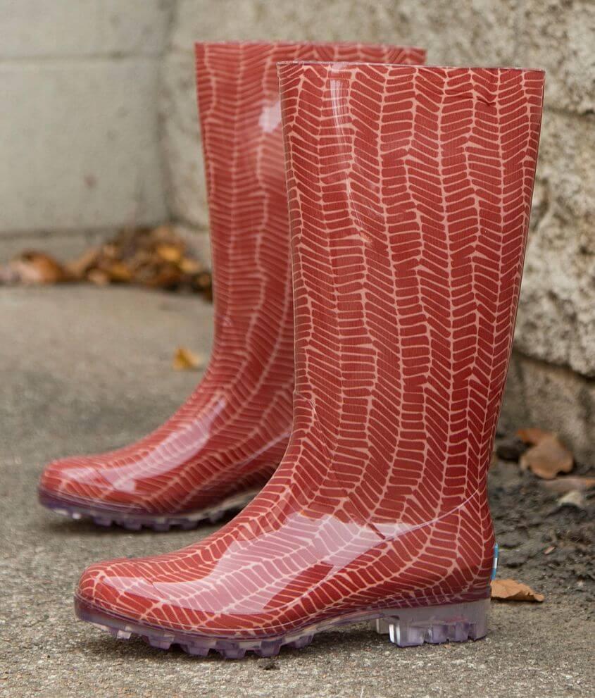 TOMS Cabrilla Rain Boot front view