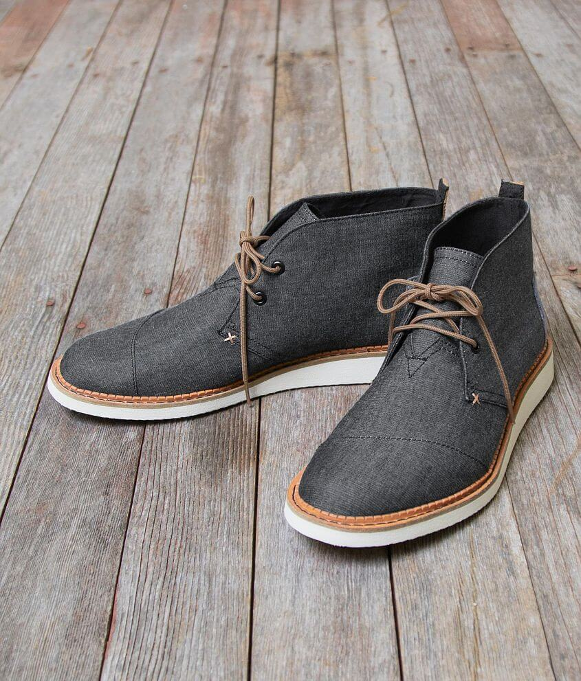 TOMS Mateo Chukka Boot front view