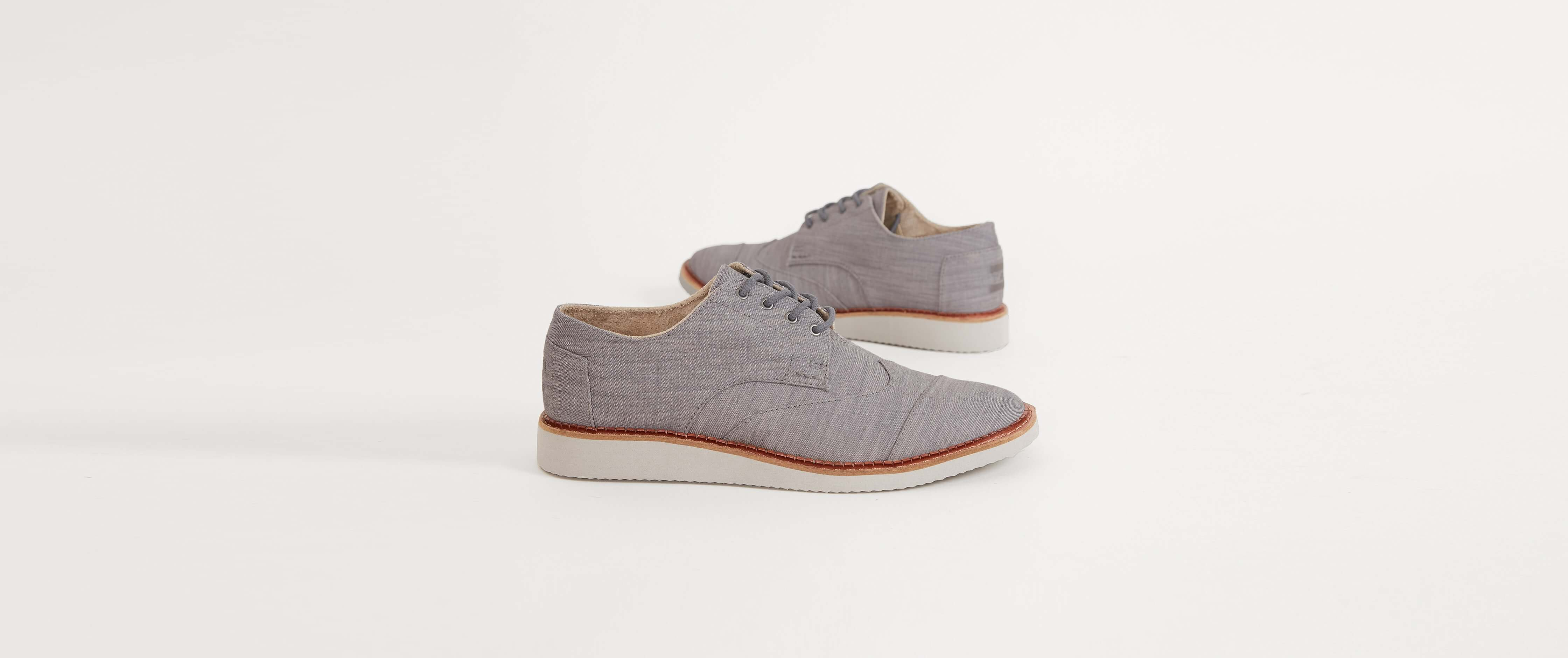 TOMS Brogue Shoe | Tuggl