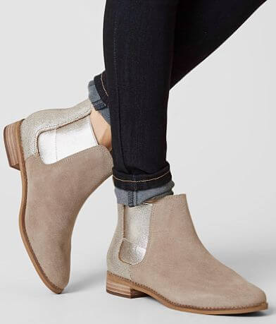 TOMS Ella Leather Ankle Boot