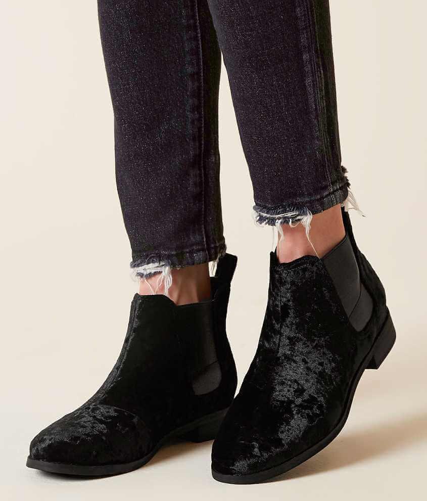 buckled velvet boots Real Sale Online cnWFYW97bD