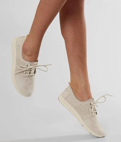 TOMS Del Rey Leather Shoe