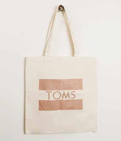 TOMS Metallic Tote
