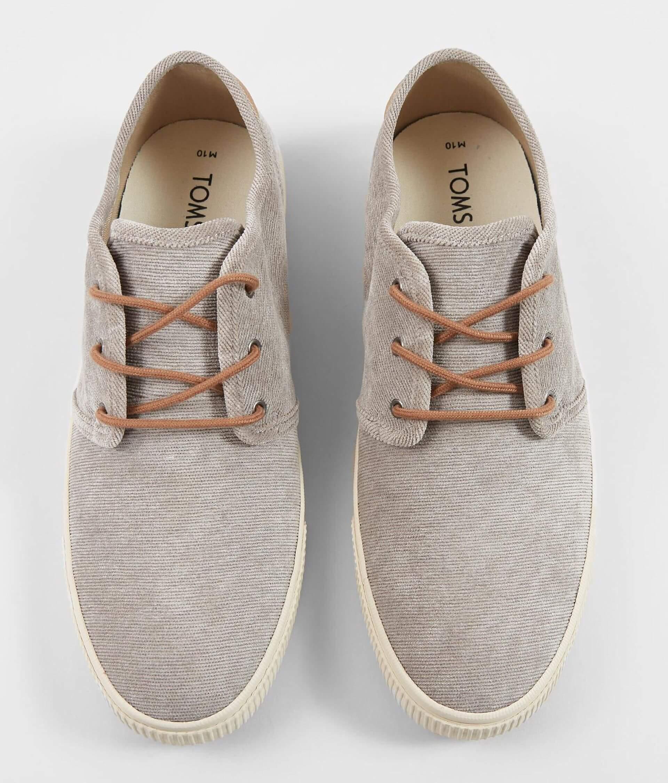 fd31a49e1a TOMS Carlo Shoe - Men s Shoes in Cement Micro Corduroy
