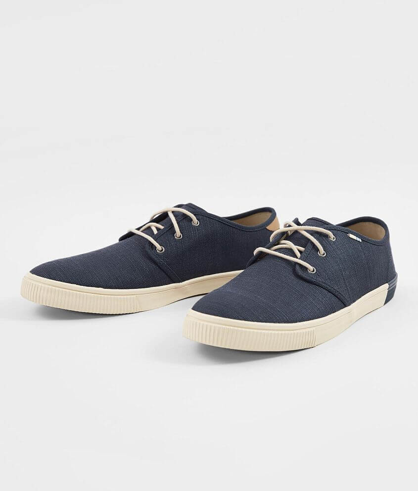 f20ab4296e2 TOMS Carlo Shoe - Men s Shoes in Ocean Heritage Canvas