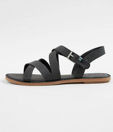 TOMS Sicily Leather Sandal