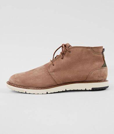 TOMS Navi Suede Shoe