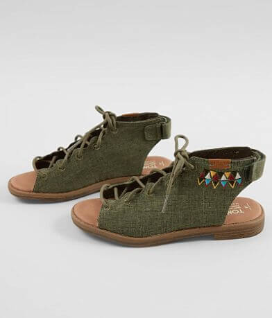Girls - TOMS Uma Sandal