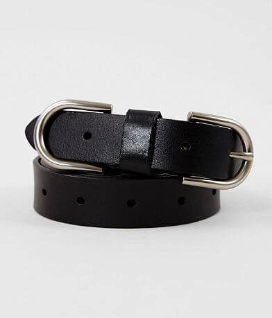 BKE Solid Leather Belt