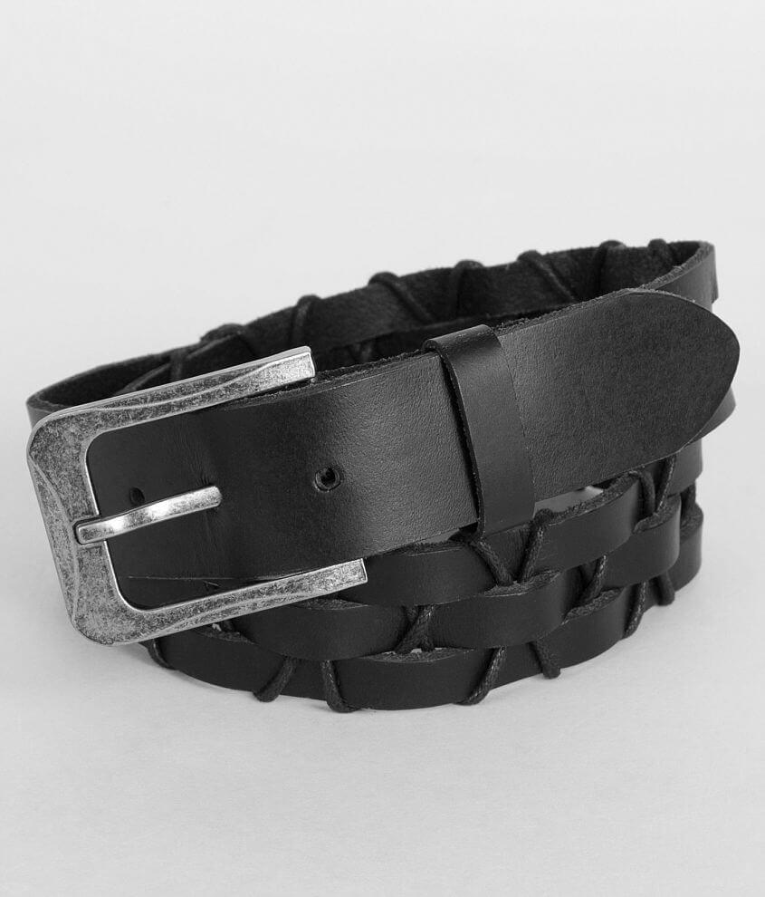 BKE Classic Braid Belt front view