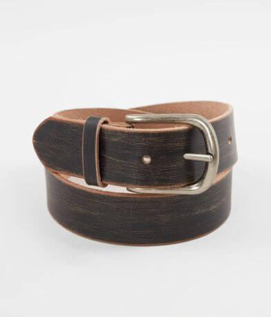 Indie Spirit Designs Distressed Leather Belt