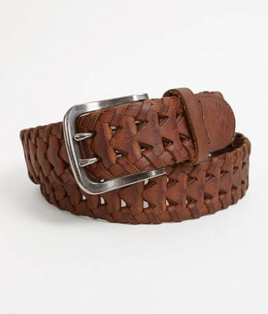 Indie Spirit Designs Double Bar Leather Belt