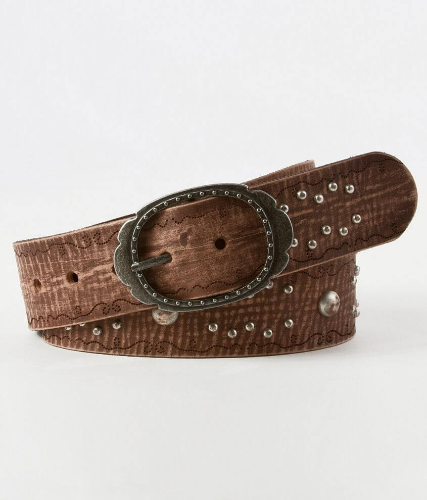 BKE Distressed Belt front view