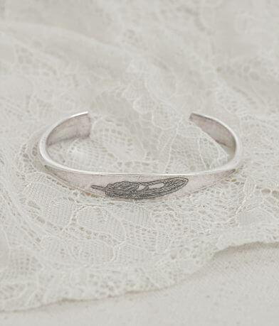 Quinn & Copper Feather Bracelet