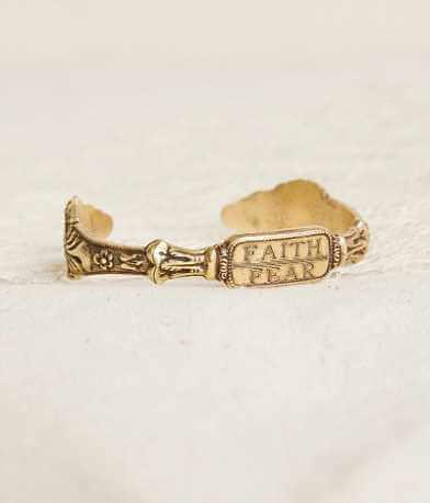 Quinn & Copper Cuff Bracelet