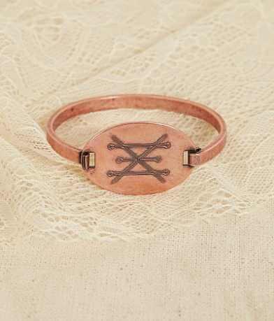 Quinn & Copper Element Flip Top Bracelet