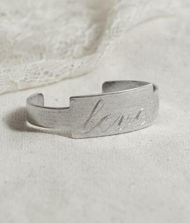 Quinn & Copper Love Bracelet