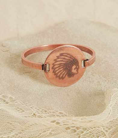 Quinn & Copper Warrior Flip Top Bracelet