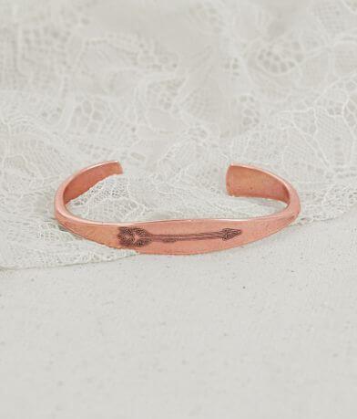 Quinn & Copper Arrow Bracelet
