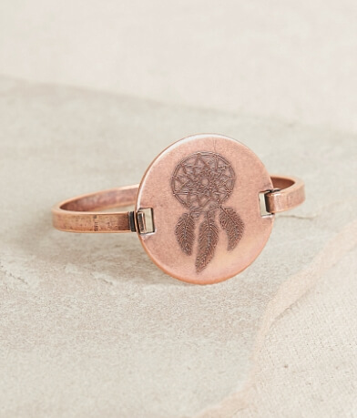 Quinn & Copper Flip Top Bracelet