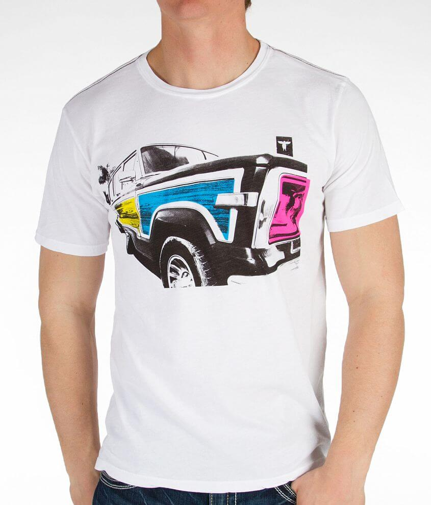 Topo Ranch Wagoneer T-Shirt front view