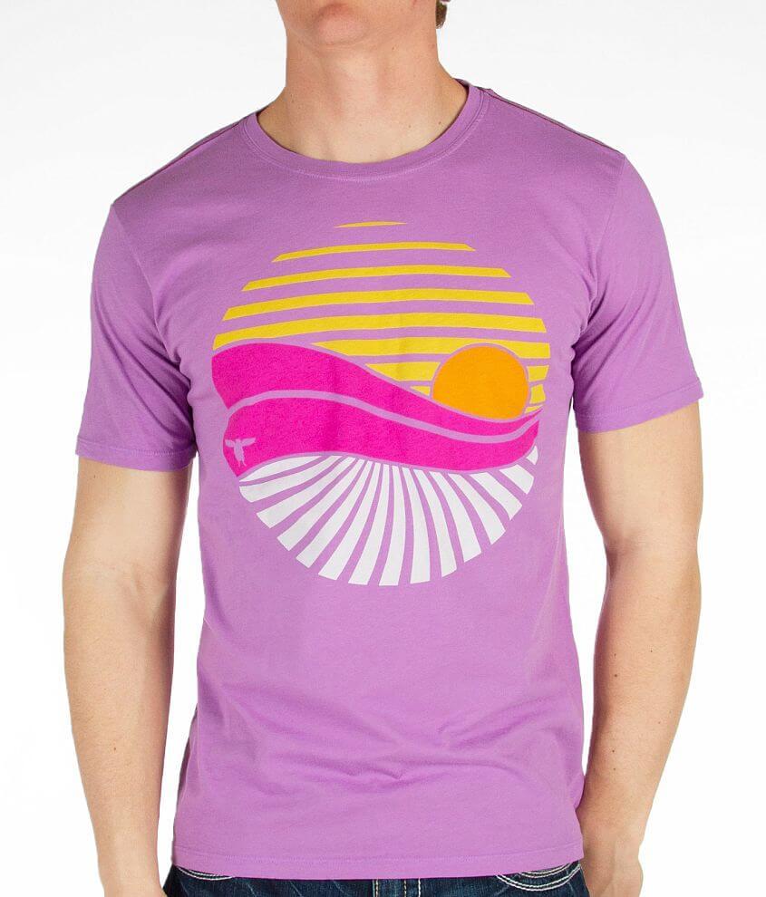 Topo Ranch Calm Sea T-Shirt front view