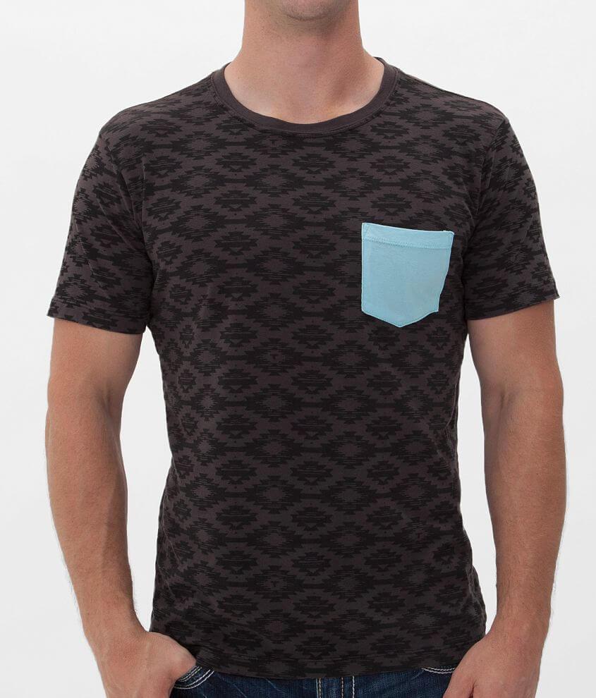 Topo Ranch Amoeba T-Shirt front view