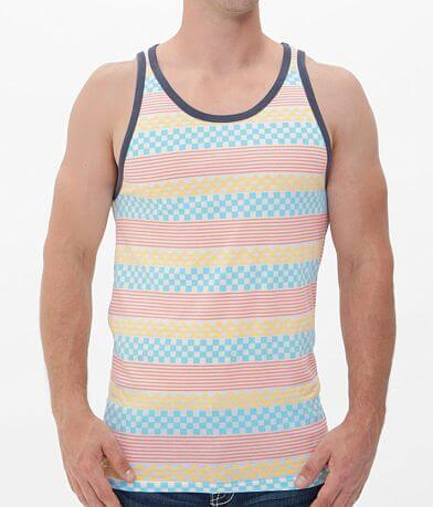 Topo Ranch Checker Tank Top