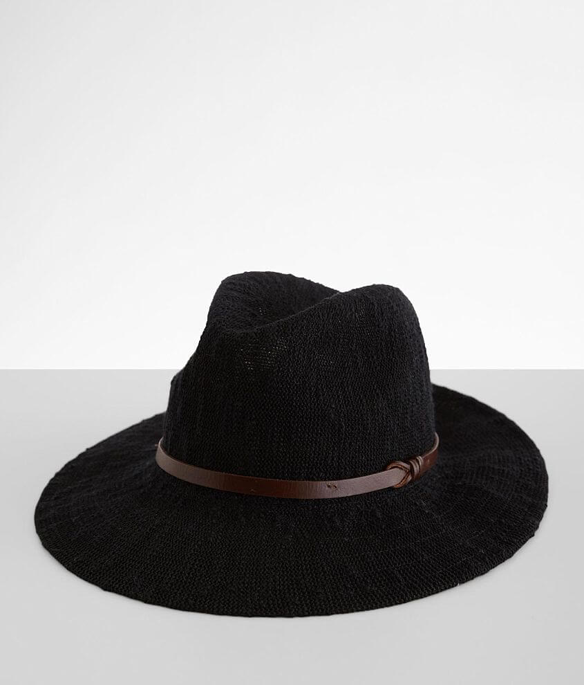 Wyeth Whitney Fedora Hat front view