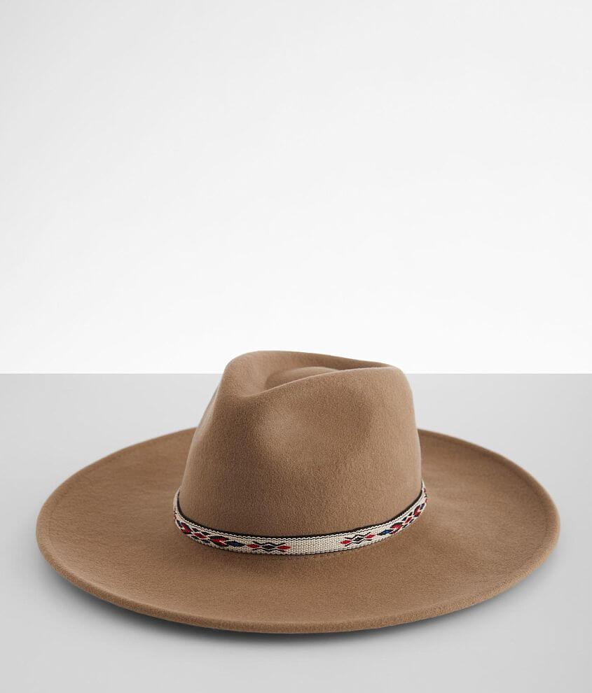 Wyeth Jackson Panama Hat front view