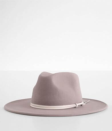 Wyeth Riley Felt Panama Hat