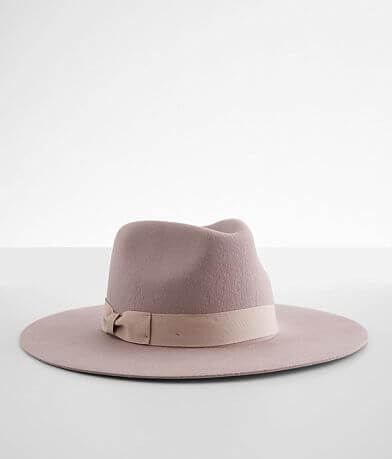Structured Wool Panama Hat