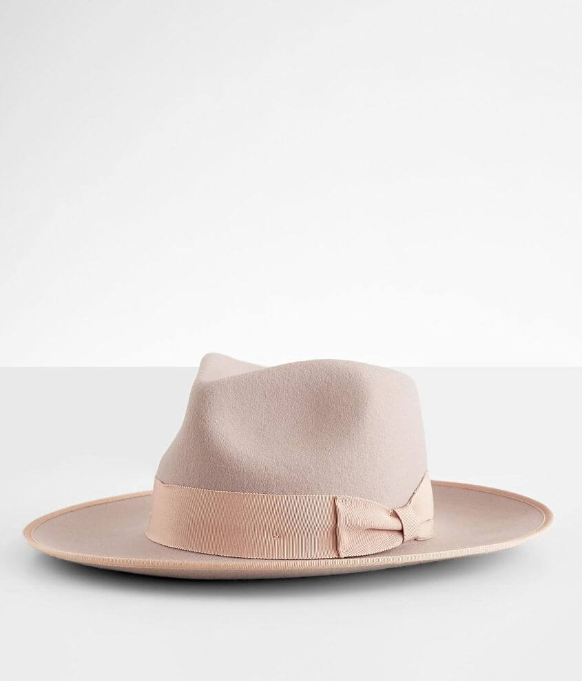 Wyeth Structured Panama Hat front view