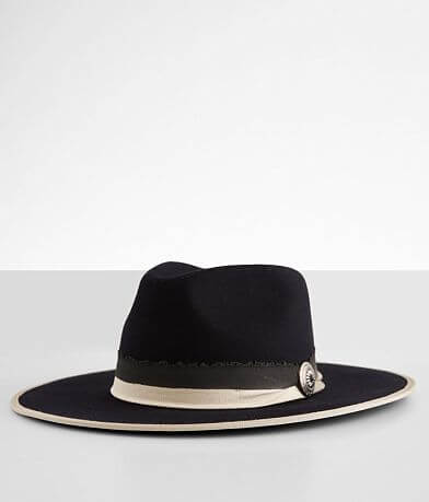 Wyeth Banded Panama Hat