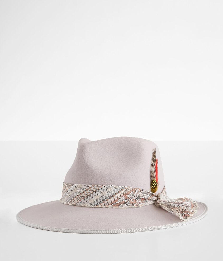 Wyeth Wool Panama Hat front view