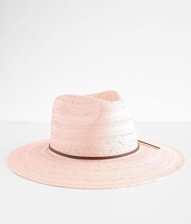 Wyeth Straw Panama Hat