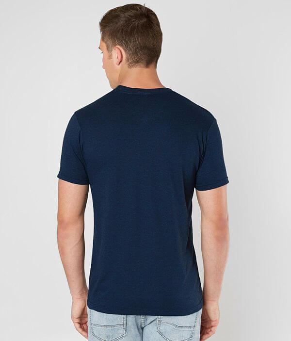 Moon Blue tee luv T Shirt P17vq