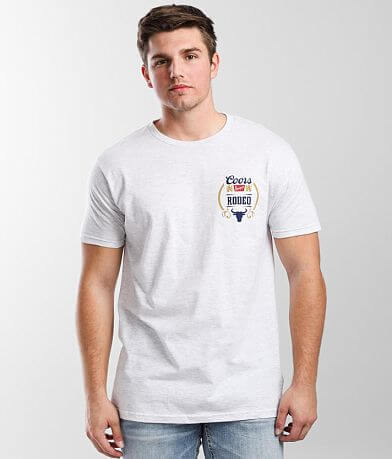 tee luv Coors® Banquet Rodeo T-Shirt