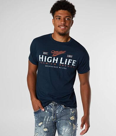 tee luv Miller® High Life® Beer T-Shirt