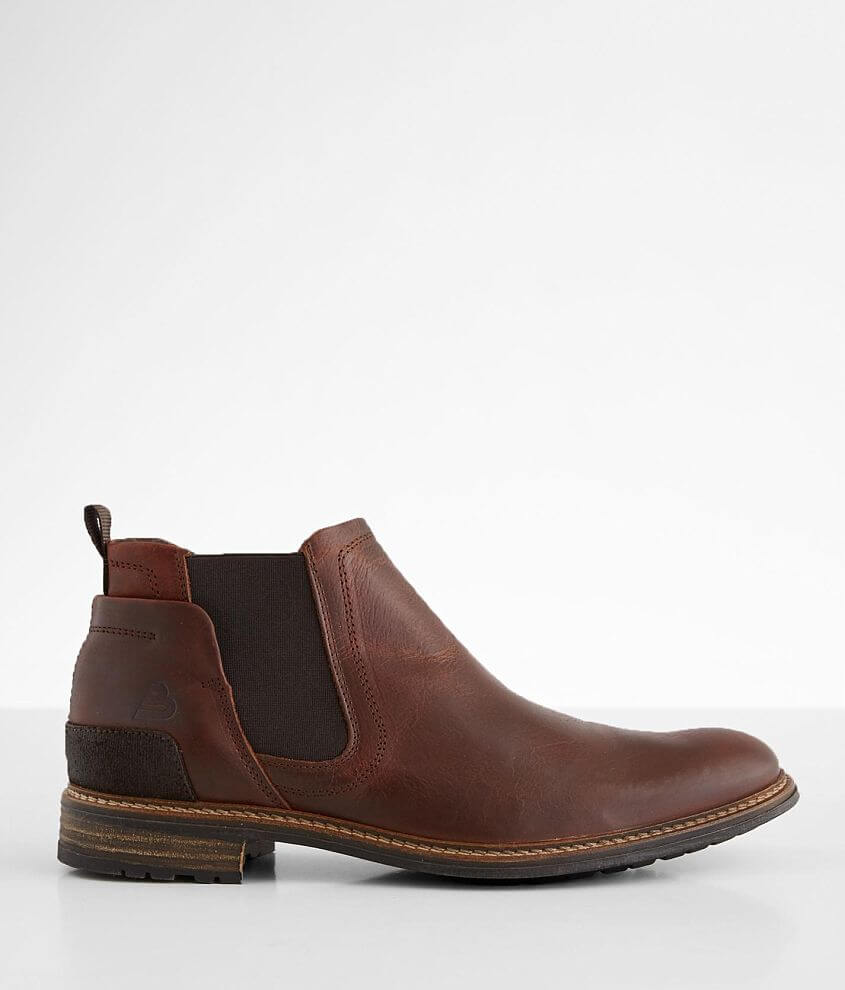 Bullboxer Harrelson Leather Chelsea Boot front view