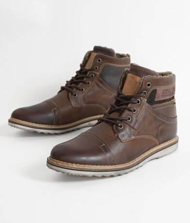 Bullboxer Zander Leather Boot