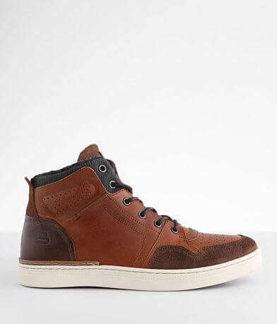 Bullboxer Cullman Pieced Leather Sneaker