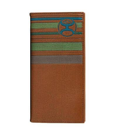 Hooey Leather Rodeo Wallet
