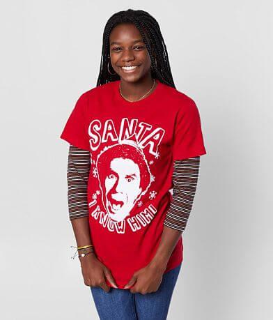elf™ Santa I Know Him! T-Shirt